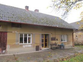 Prodej, rodinný dům, Chlístovice
