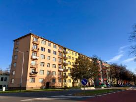 Prodej, byt 1+kk, 24 m2, Ostrava - Poruba, ul. Sokolovská