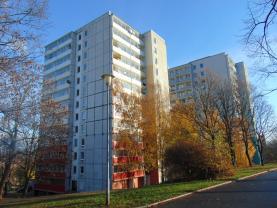 Prodej, byt 3+1, 70 m2, OV, Most, ul. Brněnská