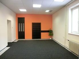 Pronájem, kancelářské prostory, 36 m2, Opava, ul. Hrnčířská