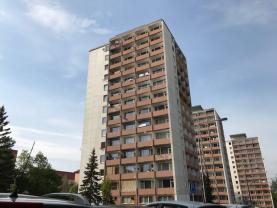 Pronájem, byt 1+kk, 21 m2 , OV, Most, ul. M.G.Dobnera