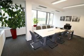 Pronájem, kancelářské prostory, 295 m2, Praha 4 - Nusle