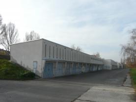 Prodej, garáž, Písek, ul. Jiráskovo nábř.