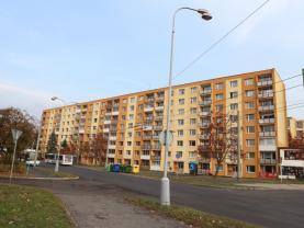 Prodej, byt 2+1, 63 m2, OV, Chomutov, ul. 17. listopadu