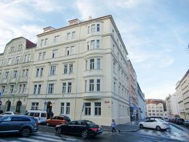 Prodej, byt 2+kk, 43 m2, Praha 4 - Nusle
