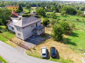 Prodej, rodinný dům, Orlová, ul. Krátká
