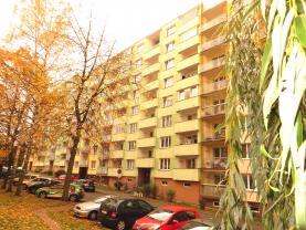 Prodej, byt 1+kk, 20 m2, Sokolov, ul. Švabinského