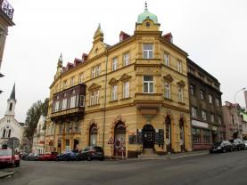 Pronájem, obchodní prostory, 145 m2, Děčín, ul. Thomayerova