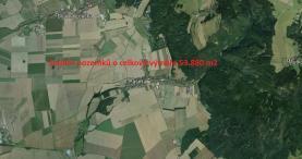 Prodej, pole, 53880 m2, Paseka u Šternberka