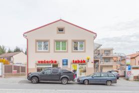 Prodej, obchodní prostory, 44 m2, Mnichovice,Masarykovo nám.