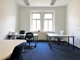 Pronájem, kancelářské prostory, 41 m2, Praha 3 - Žižkov