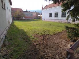 Prodej, stavební parcela, Rájec-Jestřebí, ul. 9. května