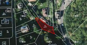 Prodej, pozemek, 361 m2, Všenory