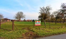 Prodej, pozemek k výstavbě 2000 m2, Toušice