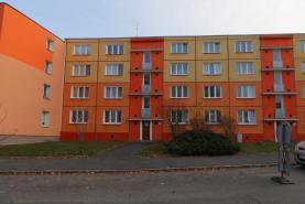 Prodej, byt 1+1, 36 m2, Plzeň, Polední