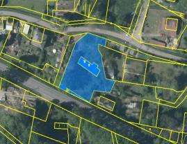 Prodej, stavební pozemek, 1550 m2, Bohatice