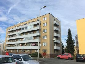 Pronájem, byt, 1+kk, Plzeň, ul. Nad Týncem