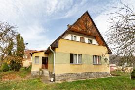 Prodej, rodinný dům, 5+1, Štěchovice