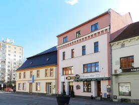 Pronájem, restaurace, 200 m2, Sokolov, Staré náměstí