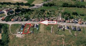 Prodej, stavební pozemek, 1000 m2, Zbůch, ul. Hornická