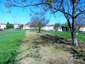 Prodej, orná půda, 1208 m2, Újezd u Brna