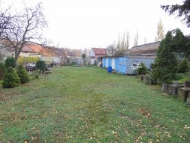 Prodej, pozemek, 825 m2, Kolín, ul. Háninská