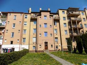 Prodej, byt 1+1, 37 m2, Děčín II, ul. Kamenická