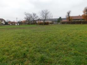 Prodej, stavební parcela, 1010 m2, Horka I-Svobodná Ves