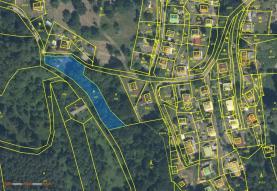 Prodej, pozemek, 1470 m2, Kadaň - Prunéřov
