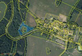 Prodej, pozemek, 3470 m2, Stanovice