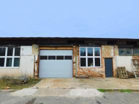 Pronájem, výrobní/skladovací prostor, 155 m2, Smržovka
