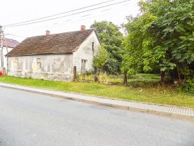 (Prodej, stavební pozemek, 1568 m2, Loučka)