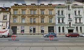 Pronájem, obchodní prostory, Ostrava, ul. Nádražní