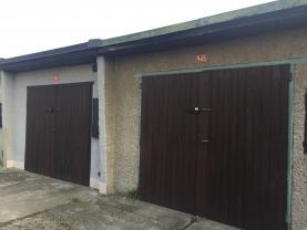 Prodej, garáž, 22 m2, Bohumín, ul. Mírová