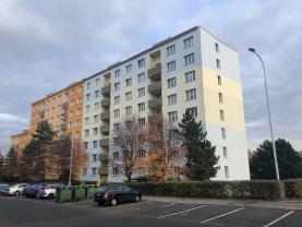 Prodej, byt 1+1, 36 m2, OV, Chomutov, ul. Borová