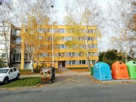 Prodej, byt 1+1, 45 m2, Tábor, ul. Helsinská