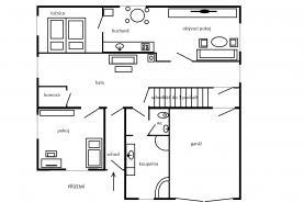 (Prodej, rodinný dům, 240 m2, Lubenec, okr. Louny), foto 3/25