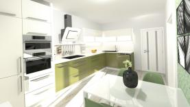 Prodej bytu, 4+1, 89 m2, Praha 4 - Modřany, ul. Božetická