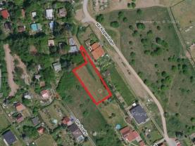 Prodej, stavební parcela, 1 290 m2, Sázava