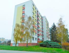 Pronájem, byt 1+1, Mladá Boleslav, ul. 17. listopadu