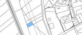 Prodej, orná půda, 5494 m2, Malý Újezd, Jelenice u Mělníka
