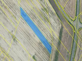 Prodej, pole, 6222 m2, Jestřabí Lhota