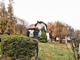 Prodej, rodinný dům 3+1, 442 m2, Dolní Nivy