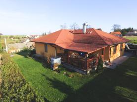 Prodej, rodinný dům 4+kk, 1007 m2, Roudná, Janov