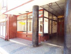 Pronájem, obchodní prostory, 34 m2, Kutná Hora, ul. Tylova