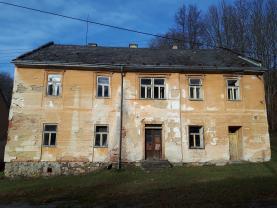 Prodej, rodinný dům, 1168 m2, Hynčina