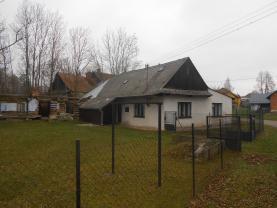Prodej, chalupa, 2207 m2, Horní Libchavy