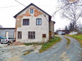 Prodej, rodinný dům, Polom
