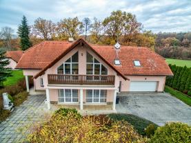 Prodej, rodinný dům,5576m2, Svojkovice
