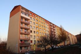 Pronájem, byt 3+1, Most, ul. K. H. Borovského